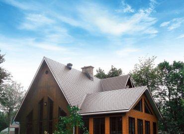Réalisations de toitures métalliques